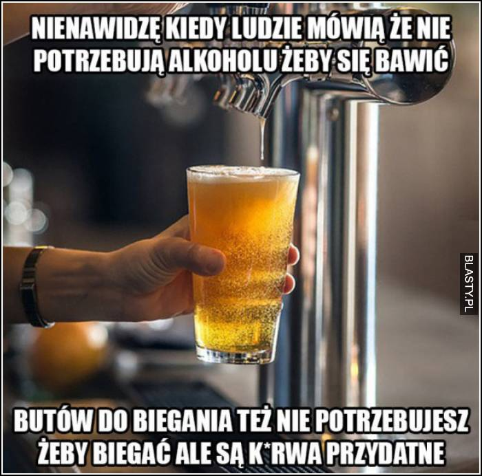 impreza bez alkoholu