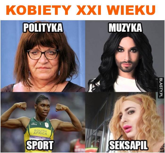 kobiety XXI wieku