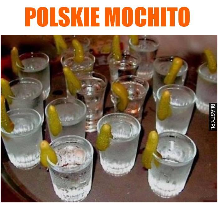 Polskie mochito