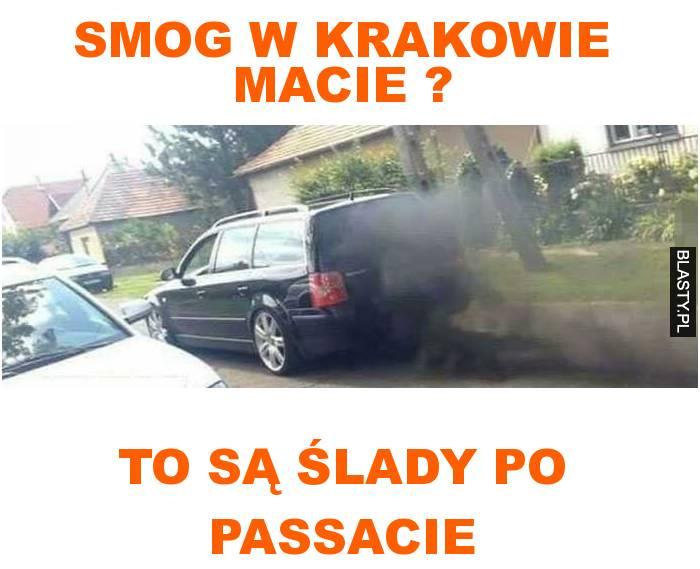 smog w Krakowie macie ?