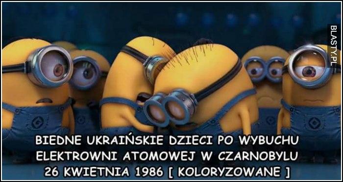 biedne ukraińskie dzieci