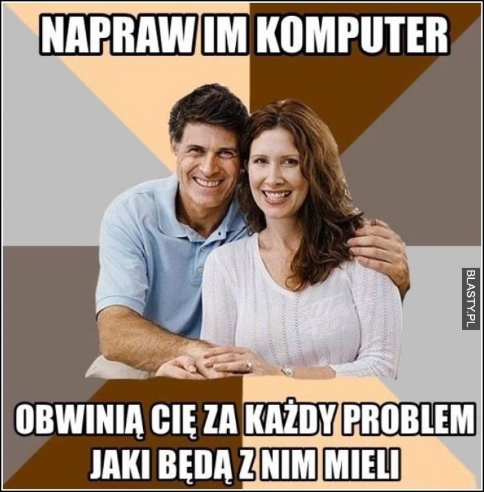 jak naprawić komputer