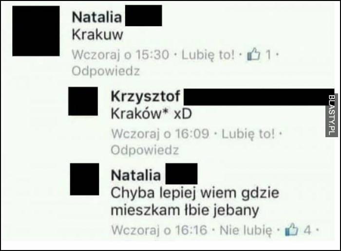 Krakuw