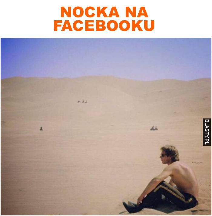 nocka na facebooku