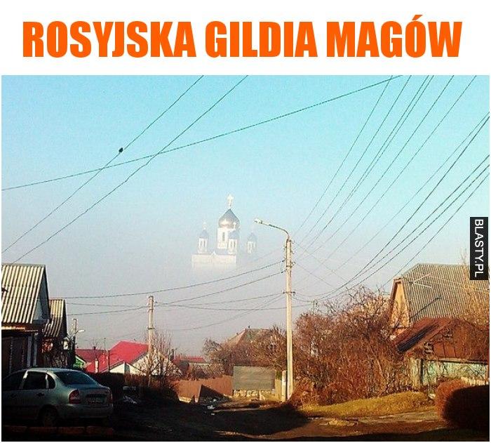Rosyjska gildia magów