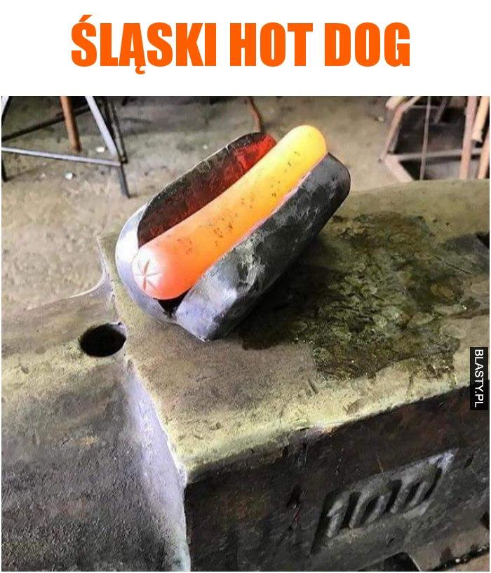 Śląski hot dog