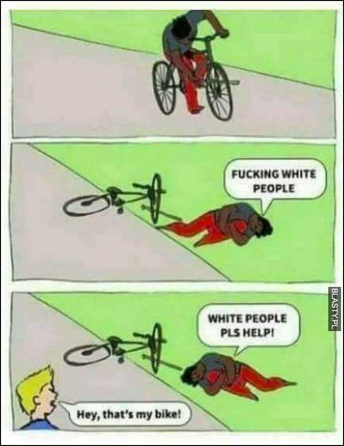Cholerni biali ludzie