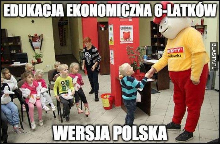 edukacja 6 latków w polsce