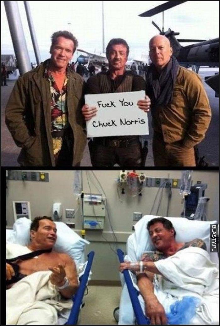 Fuck you Chuck Norris