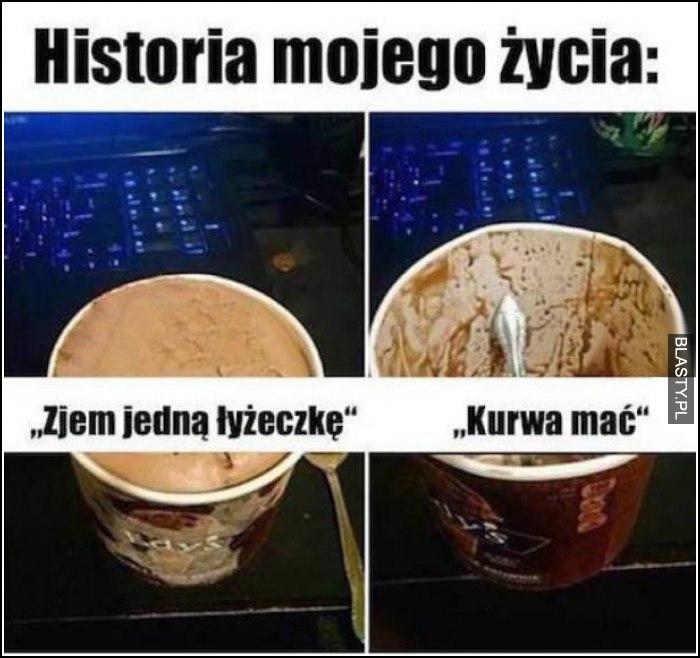Historia mojego życia