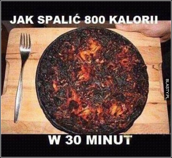 jak spalić 800 kalorii w 30 minut