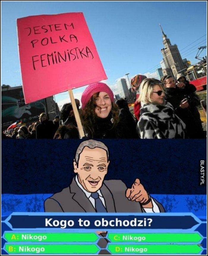 Jestem polską feministką