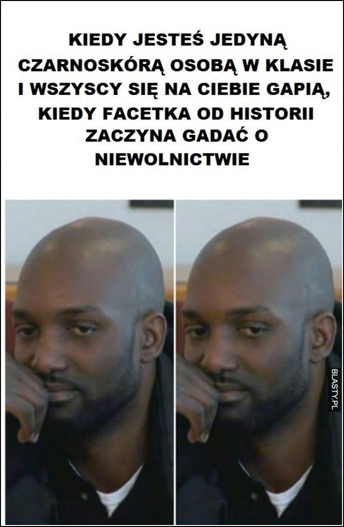 Kiedy jesteś jedyną czarnoskórą osobą
