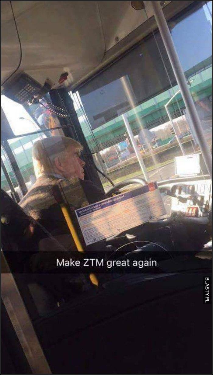 Make ztm great again