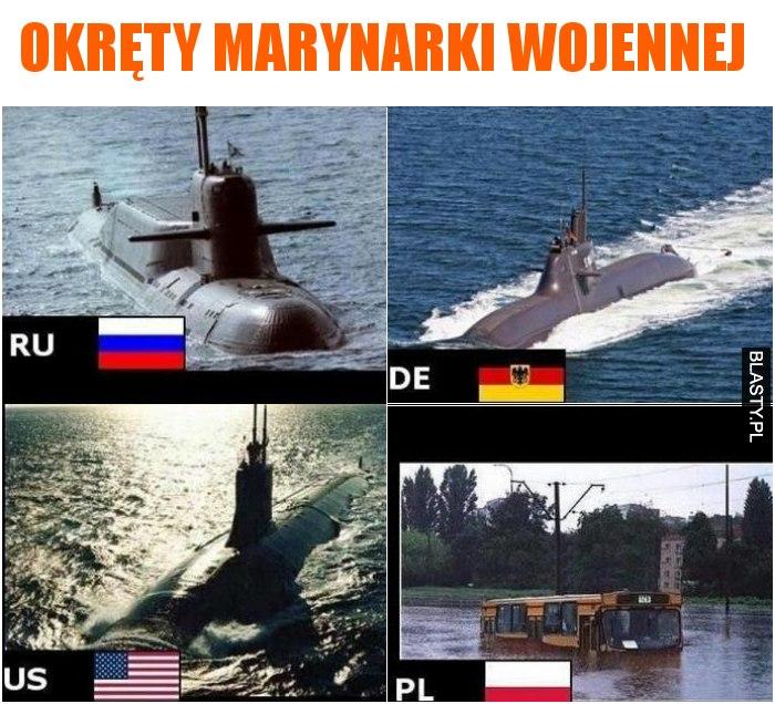 Okręty marynarki wojennej