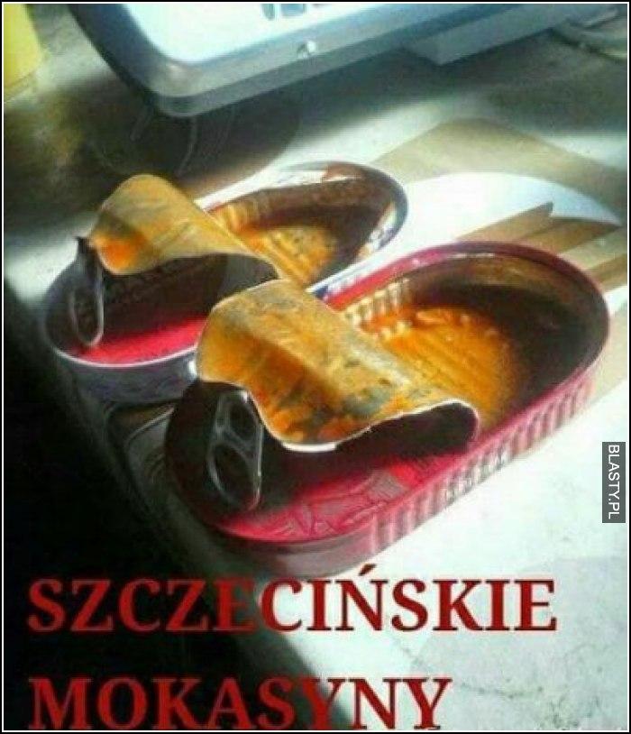 Szczecińskie mokasyny