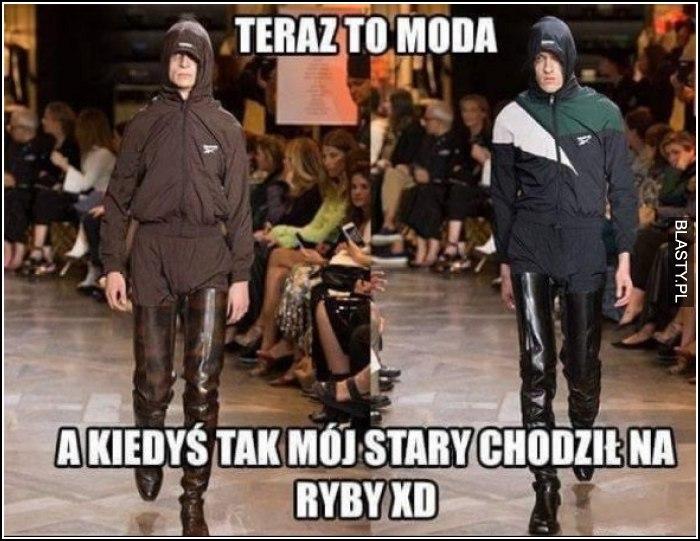 Teraz to moda