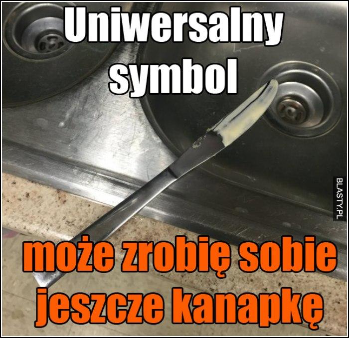 uniwersalny symbol