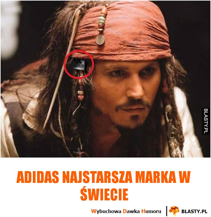Adidas najstarsza marka w świecie