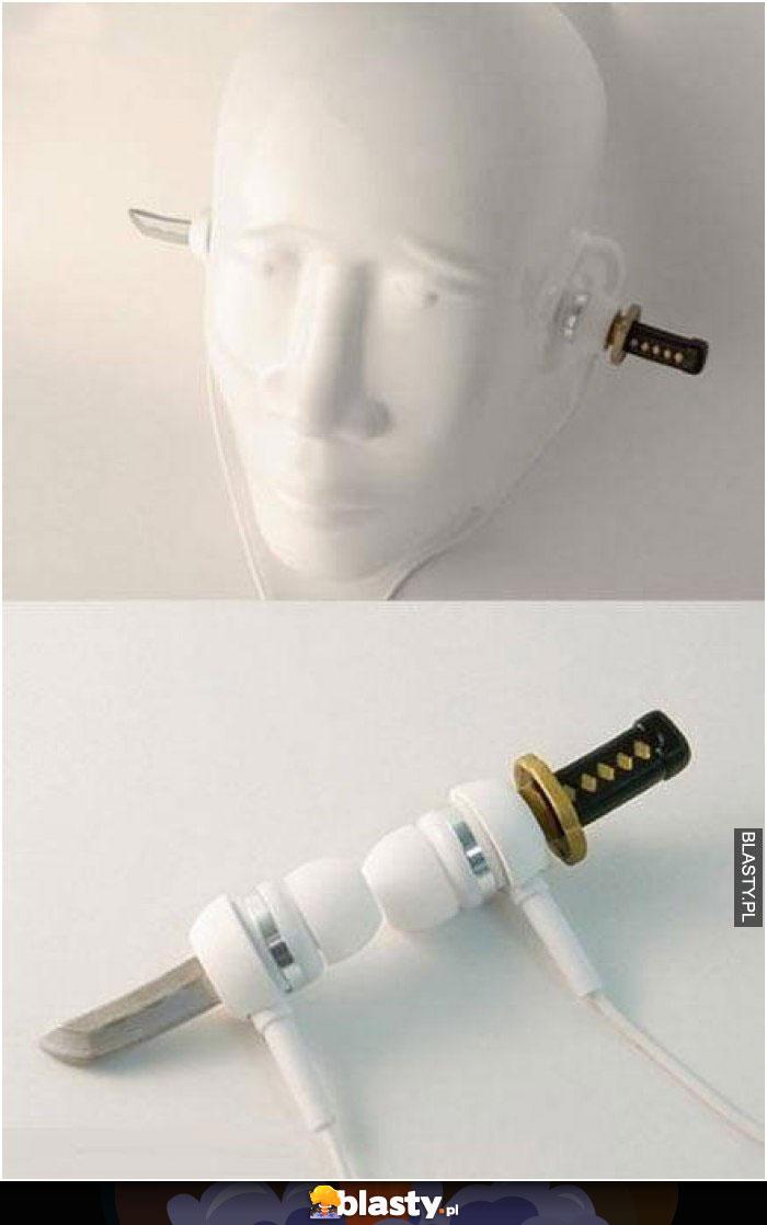 Bajeranckie słuchawki