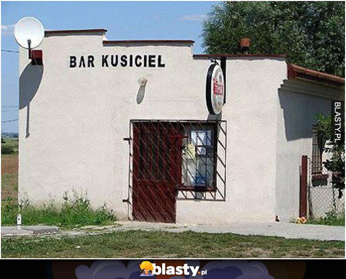 Bar kusiciel