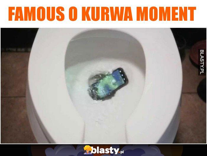 Famous O kurwa moment