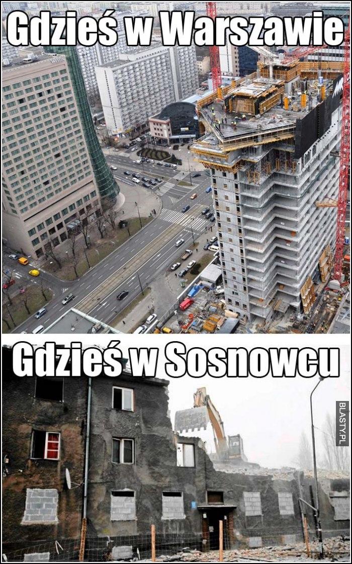 Gdzieś w Warszawie