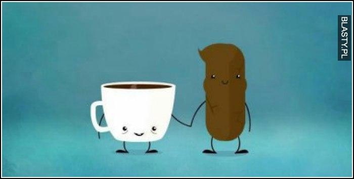 Kawa i kupa