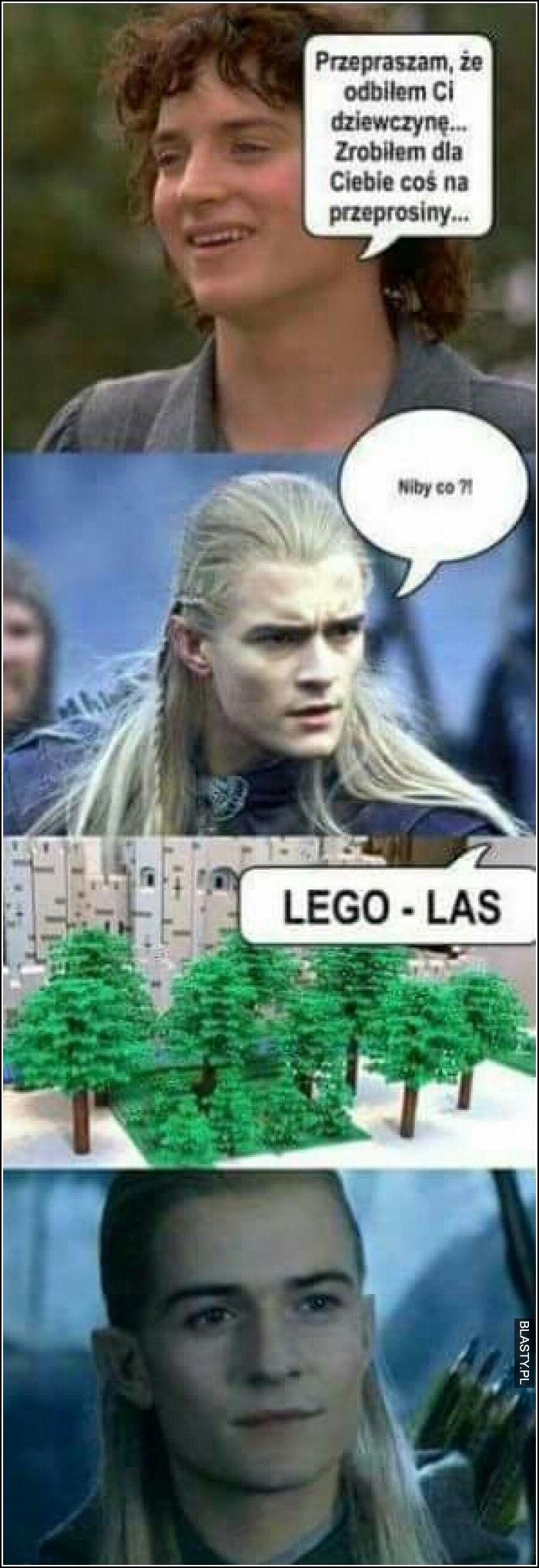 Lego-las