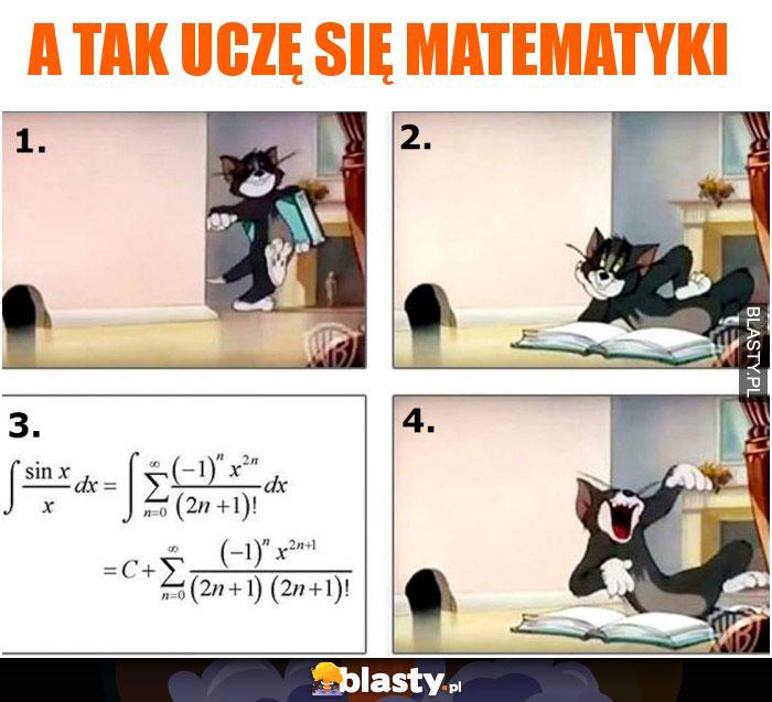 Matematyka w 4 krokach