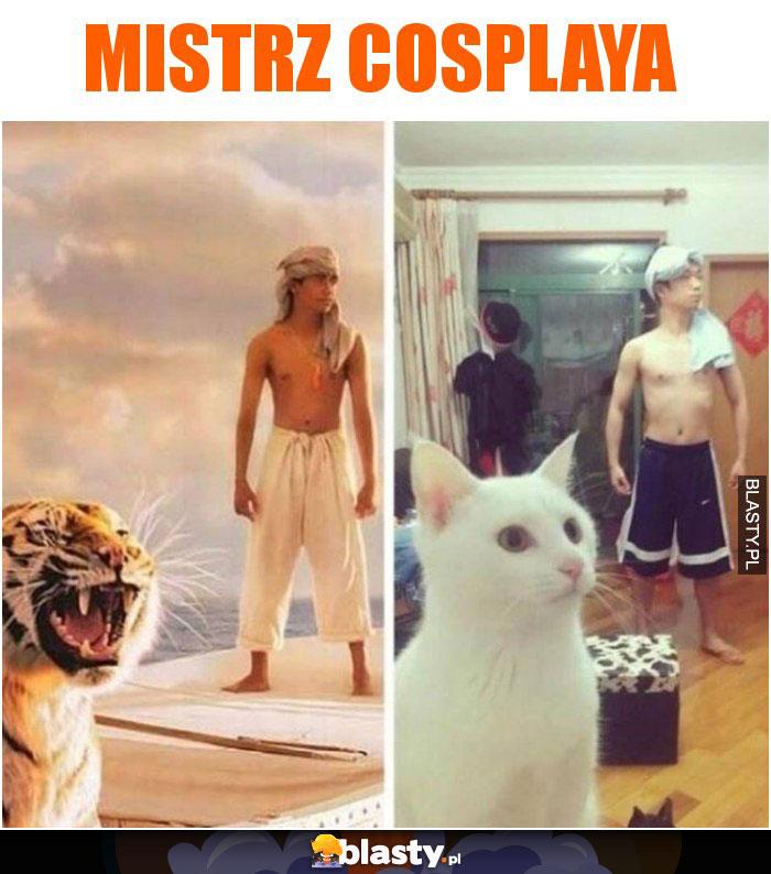 Mistrz cosplaya