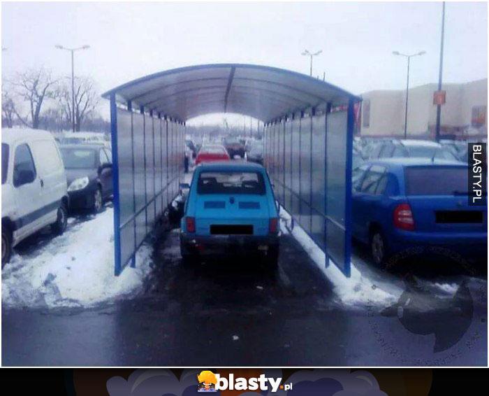 Parking dla malucha