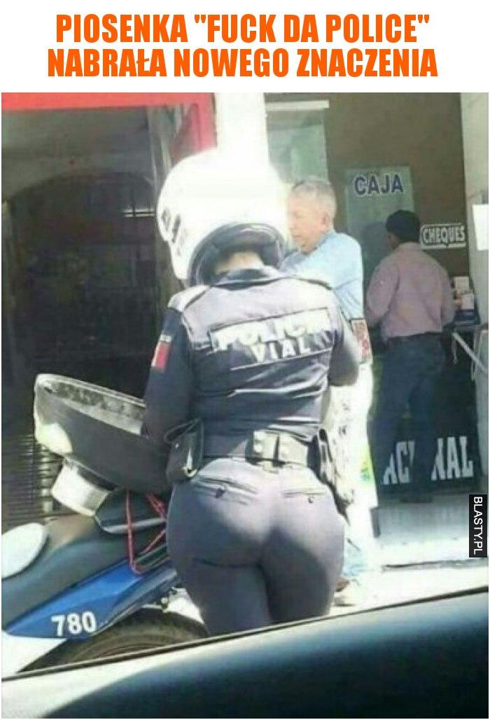 Piosenka Fuck da police nabrała nowego znaczenia