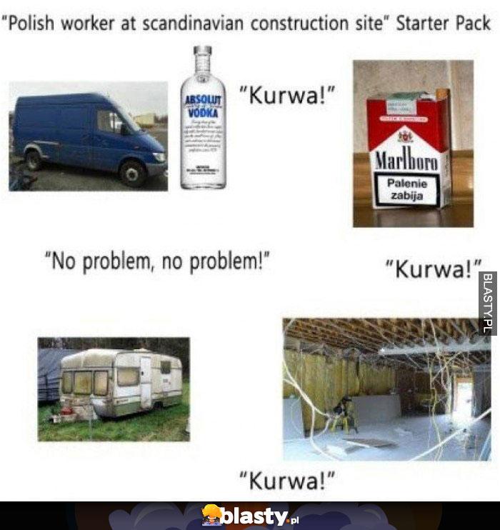 Polish worker