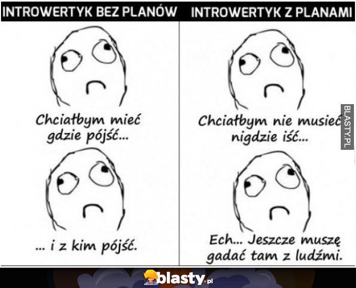 Problemy introwertyków