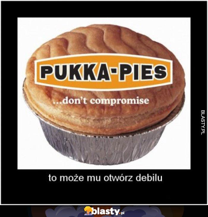 Pukka - pies