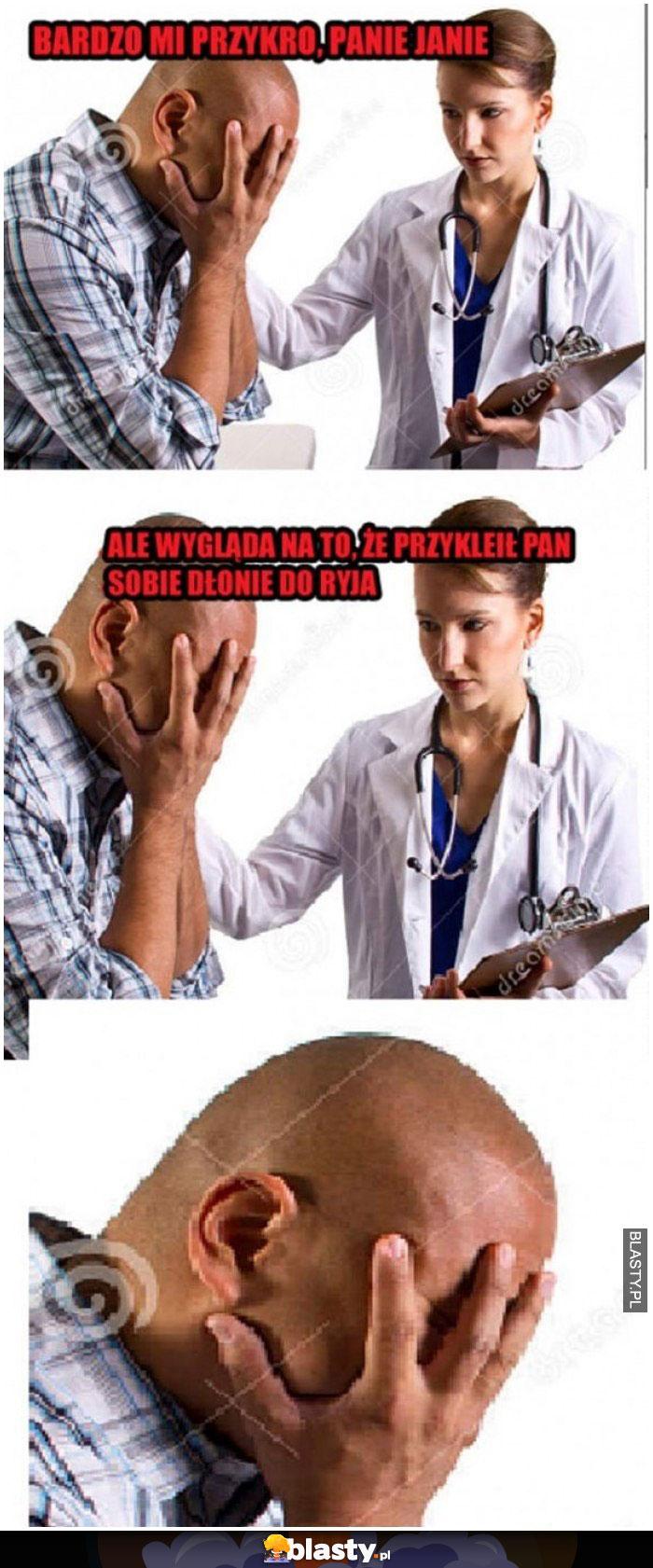 Szokująca diagnoza