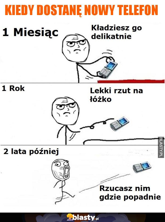 3 fazy używania telefonu