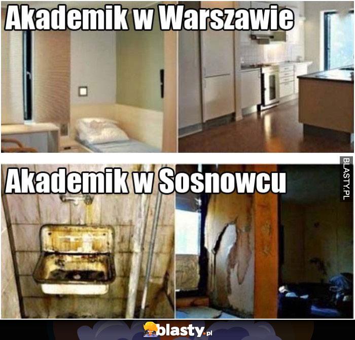 Akademik w Sosnowcu