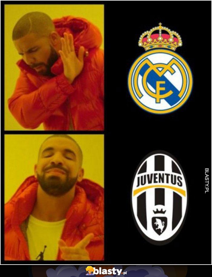 Juventus vs real madryt