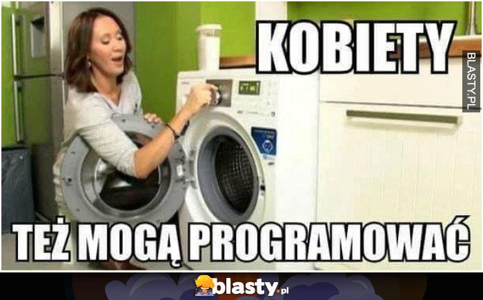 Kobiety też mogą programować