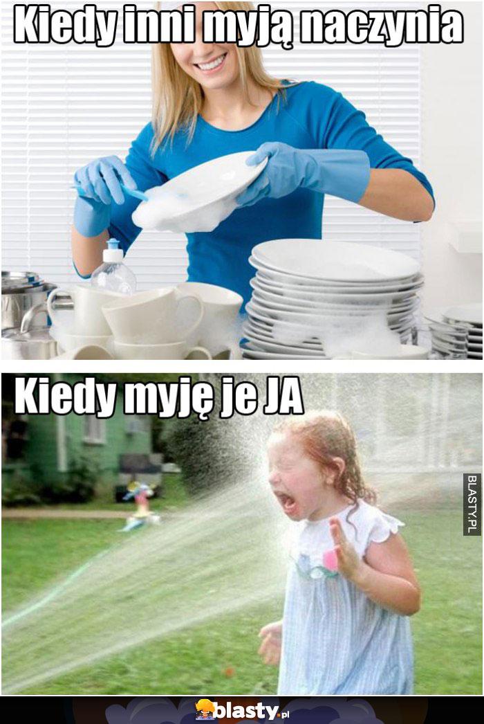 Mycie naczyń takie jest