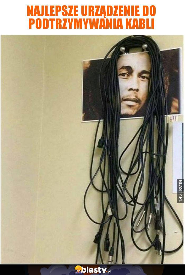 Najlepsze urządzenie do podtrzymywania kabli