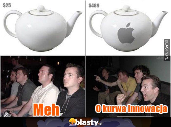 O kurwa innowacja