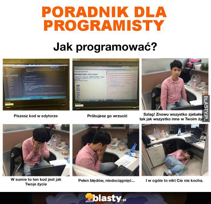 Poradnik dla programisty