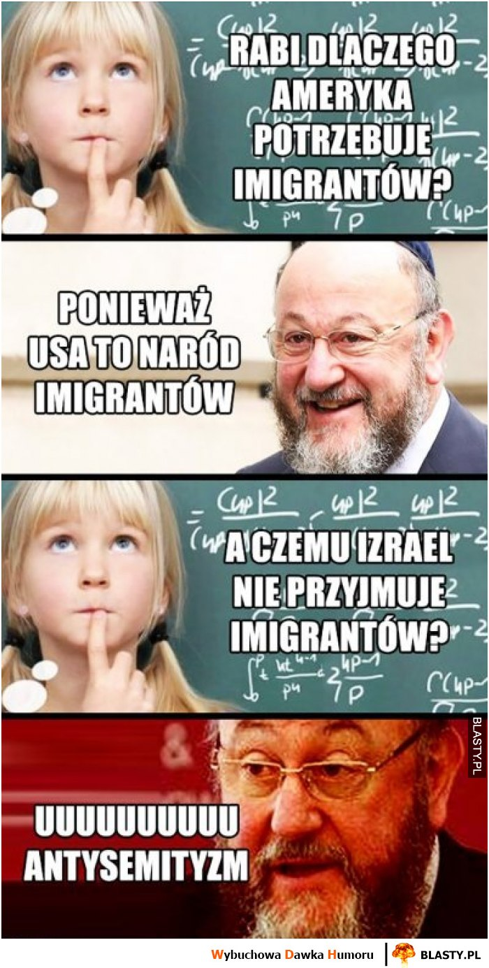 Rabi dlaczego ameryka potrzebuje imigrantów