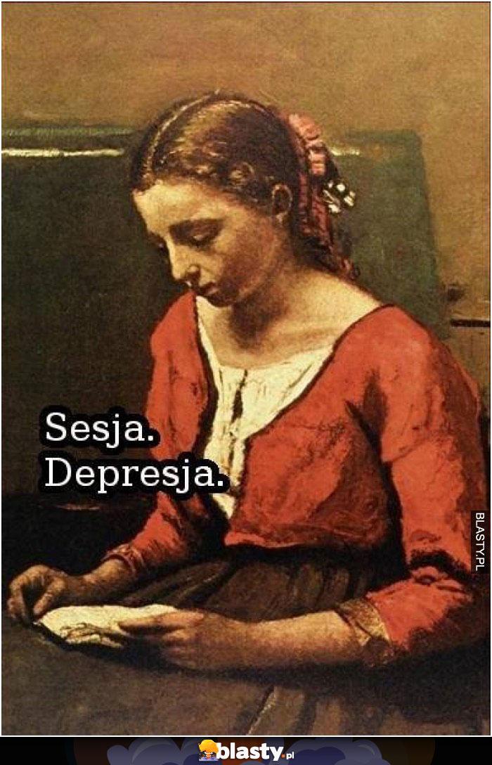 Sesja depresja