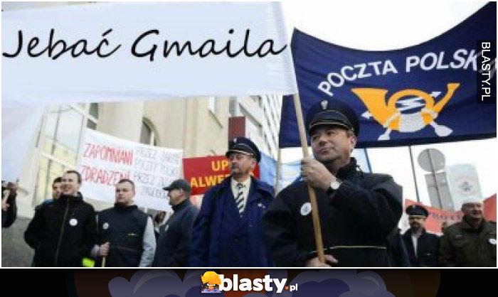 Strajk poczty polskiej