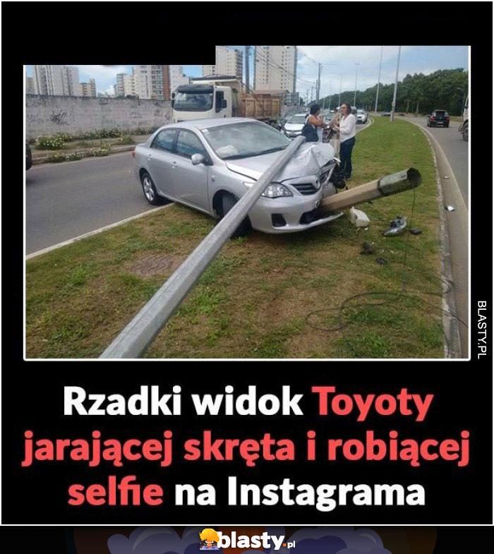 Toyota selfie