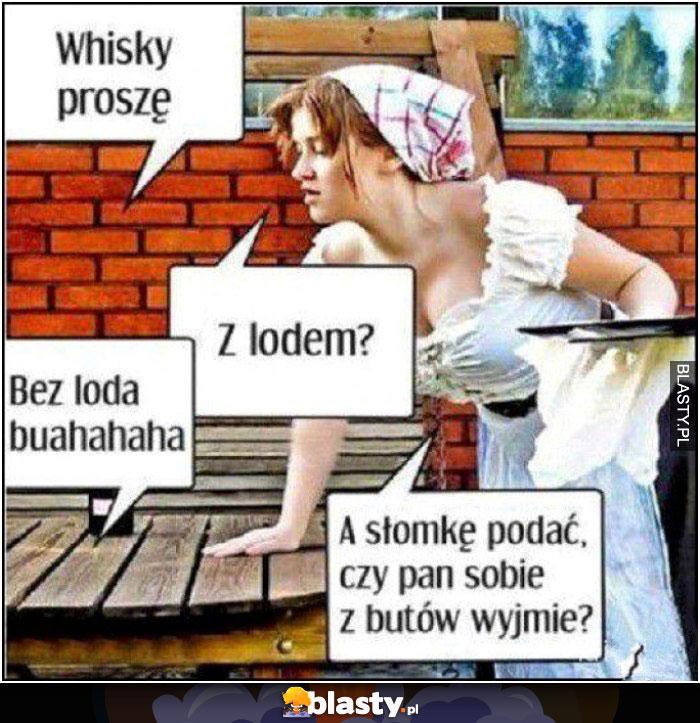 Whisky proszę